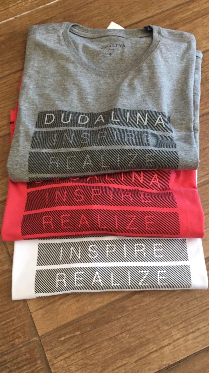 Camisetas Dudalina