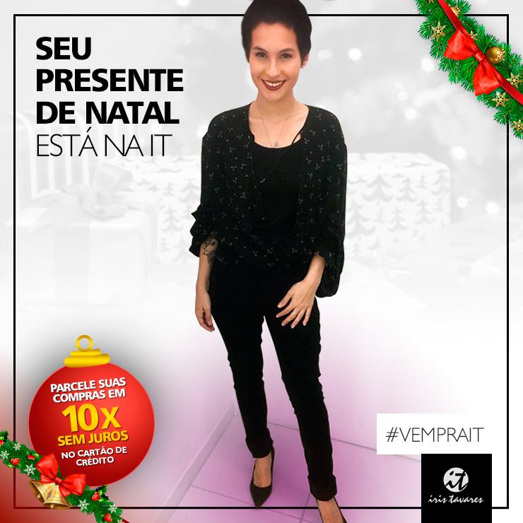 Natal com condições especiais na Iris Tavares