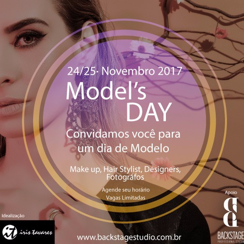 24 e 25/NOV - Models Day na IT
