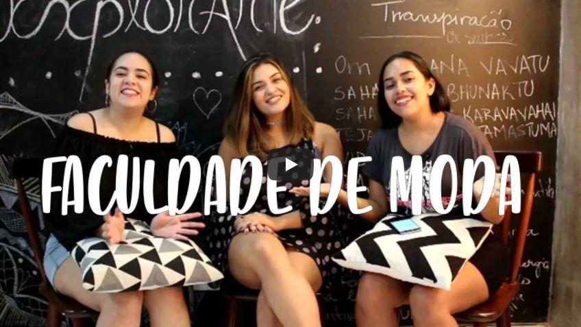 Entrevista sobre Carreira de Moda com Julia Tavares e o Blog Coiso