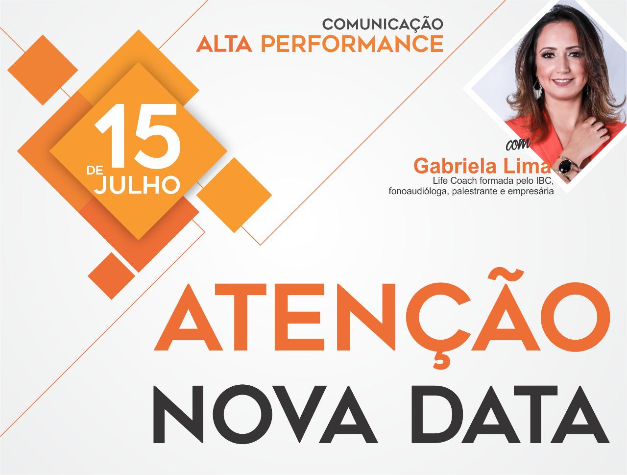 NOVA DATA - Workshop de comunicação com Gabriela Lima